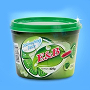 Dishwashing paste is a kind of daily decontamination product